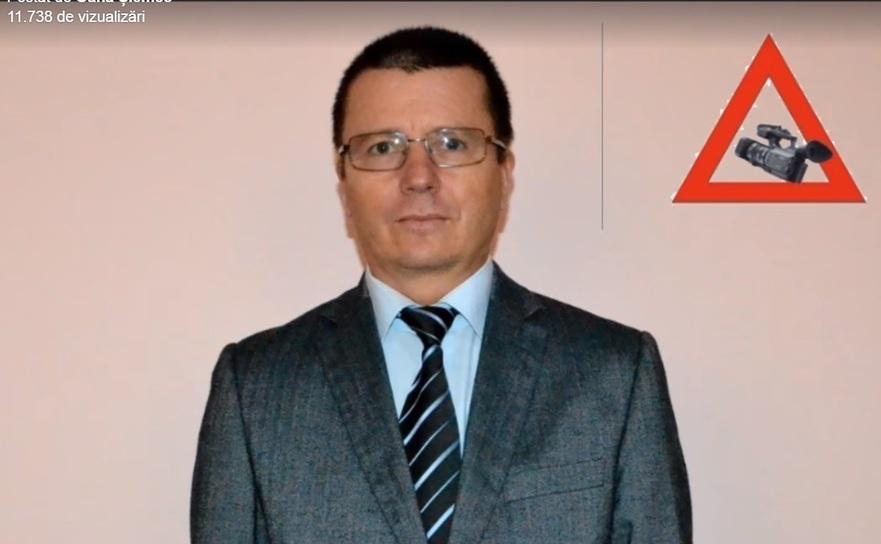 Grigore Bocanci (FOTO), directorul avertizat de inspectorul scolar PSD.