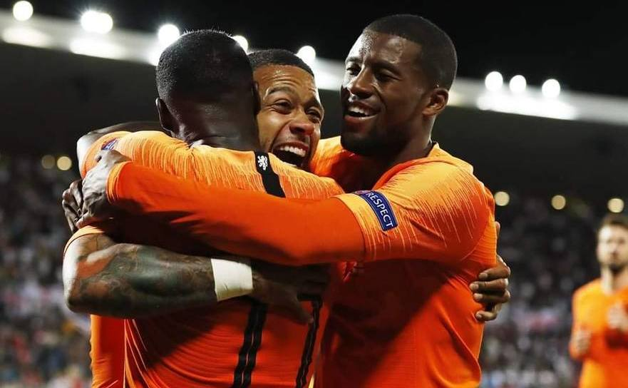 Olanda a învins Anglia cu scorul de 3-1, în semifinalele UEFA Nations League.