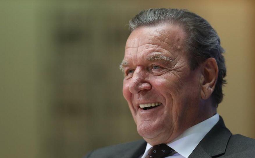 Fostul cancelar german Gerhard Schroeder