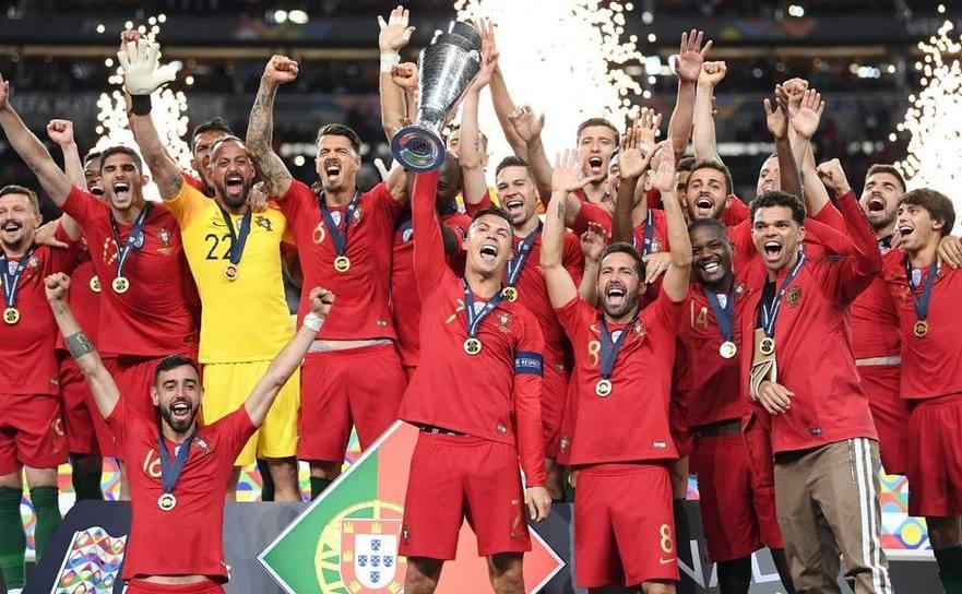 Naţionala Portugaliei a câştigat prima  ediţie a Ligii Naţiunilor la fotbal.