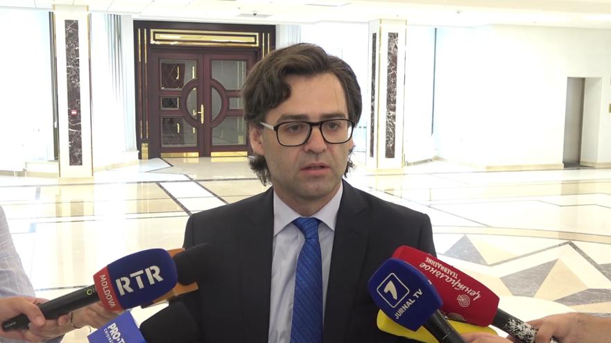 Nicolae Popescu, ministrul Afacerilor Externe şi Integrării Europene