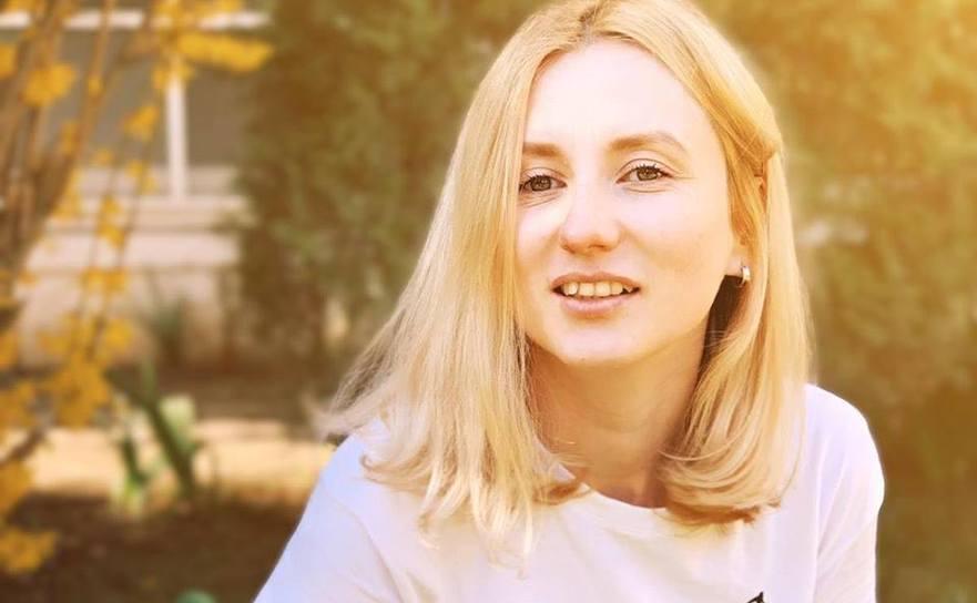 Jurnalista Diana Oncioiu