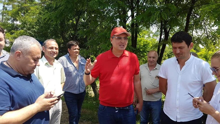 Renato Usatîi, ajuns în Moldova