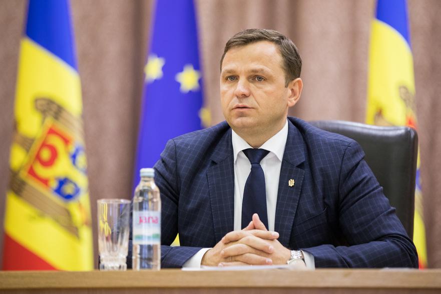 Andrei Năstase, ministrul Afacerilor Interne al R. Moldova