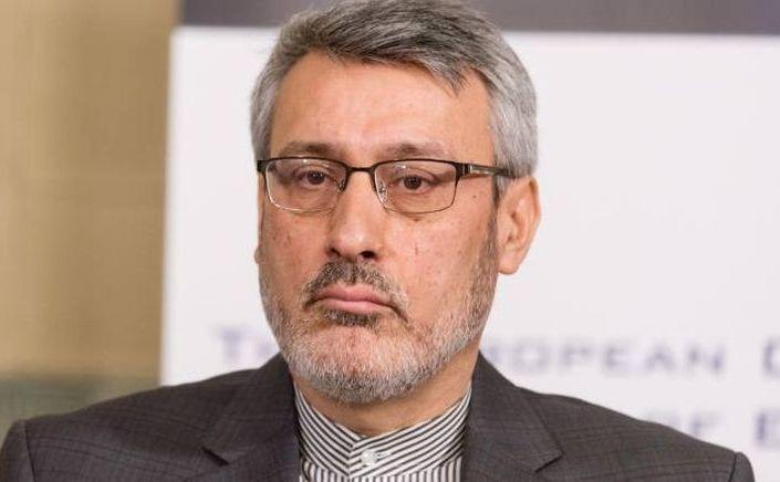 Ambasadorul iranian din Marea Britanie, Hamid Baeidinejad