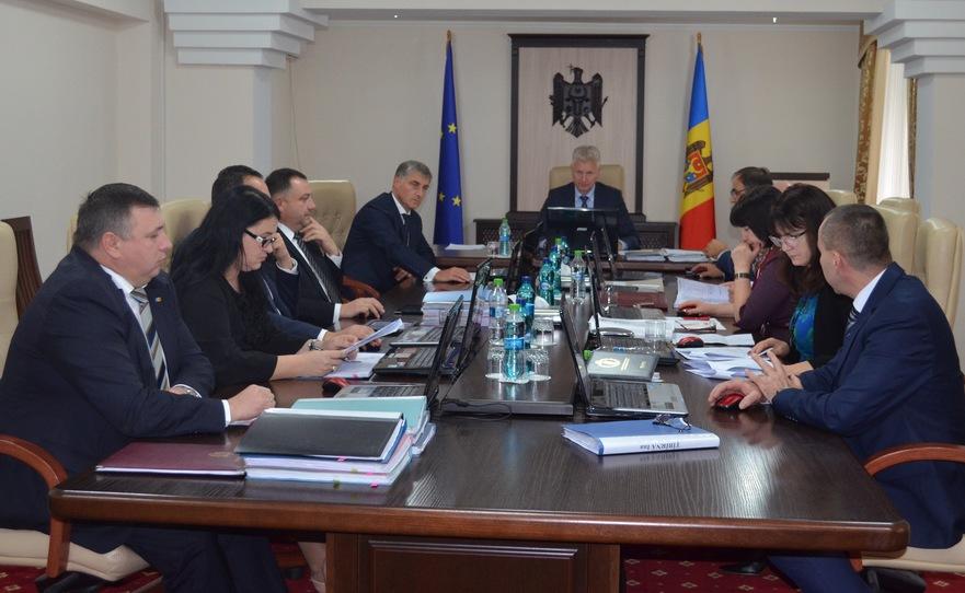 Consiliul Superior al Magistraturii din R. Moldova