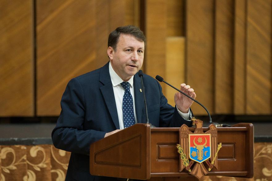 Igor Munteanu, deputat al Platformei DA în Parlamentul R. Moldova