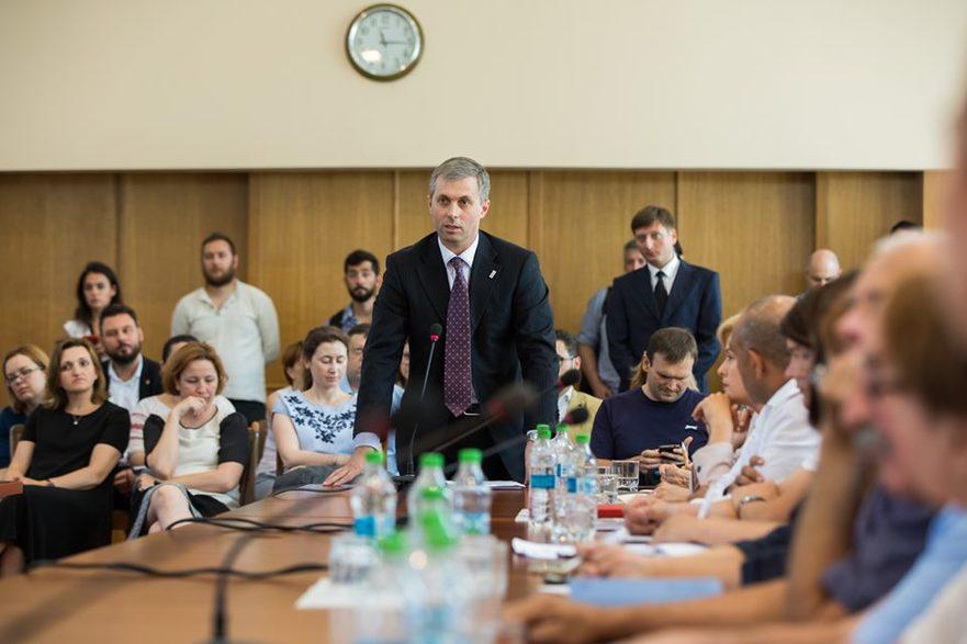 Vladislav Gribincea, preşedinte al Centrului de Resurse Juridice din Moldova