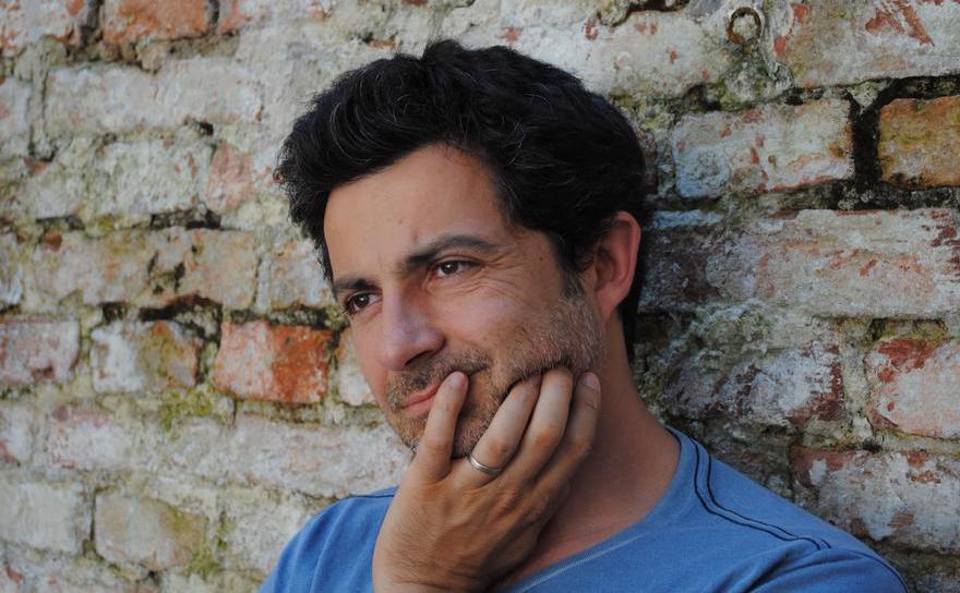 Actorul Mihai Calin