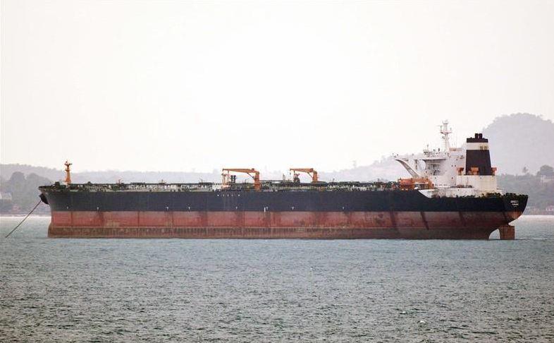 Super petrolierul Grace 1