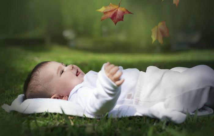 Imagine ilustrativă bebeluş