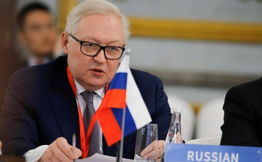 Serghei Riabkov, adjunctul ministrului rus de externe