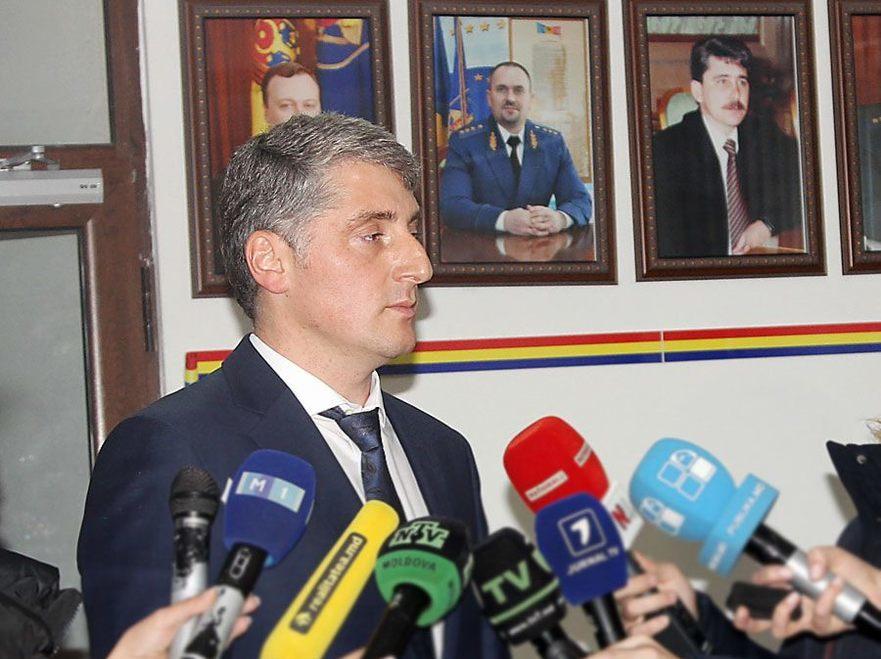 Eduard Harunjen (în poze foştii procurori generali ai RM - Gurin, Zubco, Gurbulea)