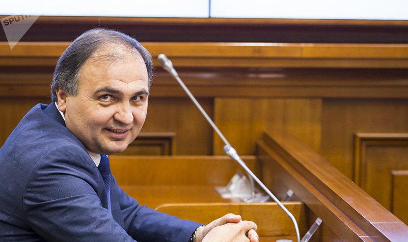 Ion Druţă, preşedintele CSJ din R. Moldova