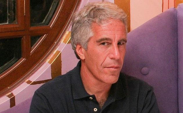 Miliardarul Jeffrey Epstein in Cambridge, Massachusetts, 2004