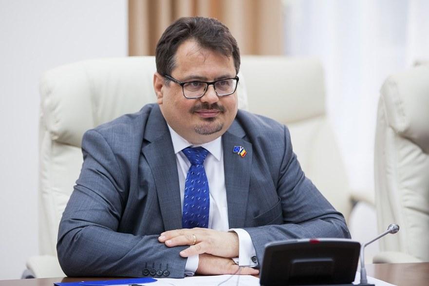 Peter Michalko, ambasadorul UE la Chişinău