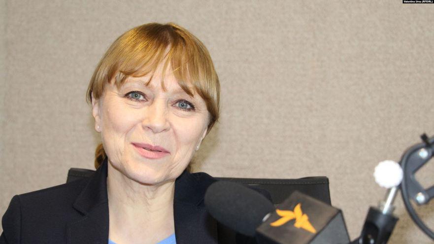 Ala Nemerenco, ministrul Sănătăţii RM