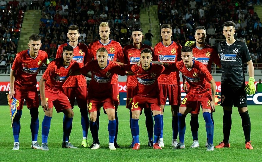 Echipa de fotbal FCSB.