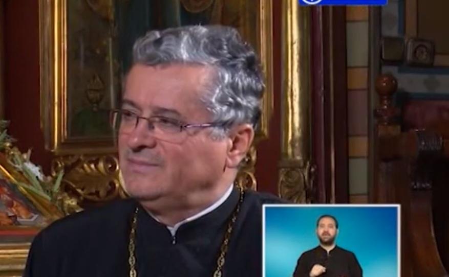 Preotul Vasile Răducă