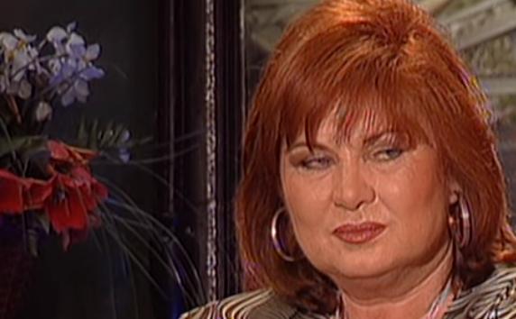 Actriţa Florina Cercel