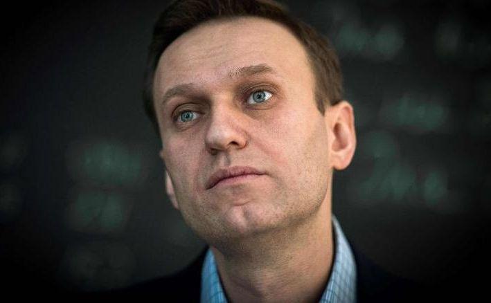 Liderul opoziţiei ruse Alexei Navalnîi