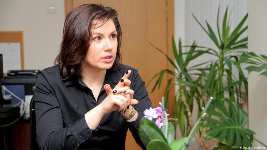 Cristina Ţărnă, fostul director adjunct al Centrului Naţional Anticorupţie