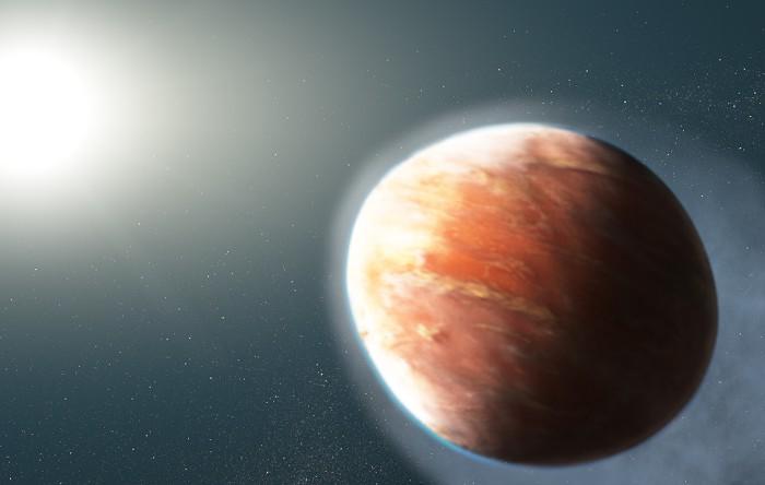 Exoplaneta WASP-121b