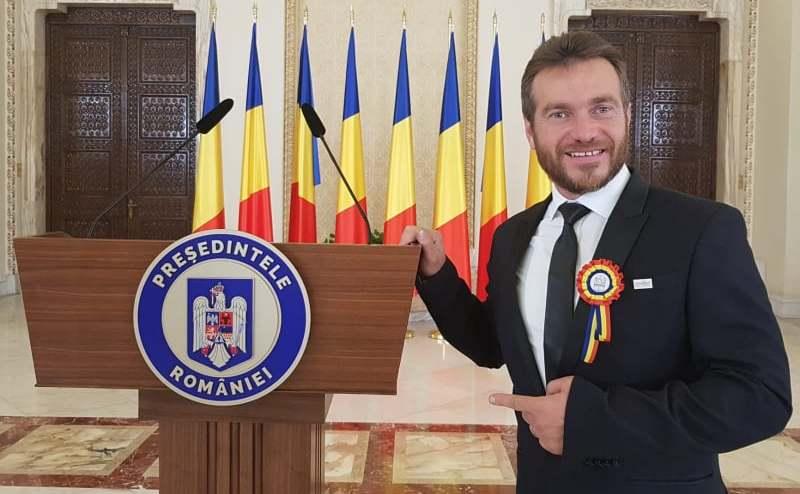 Avram Iancu, candidat independent la presedintie.