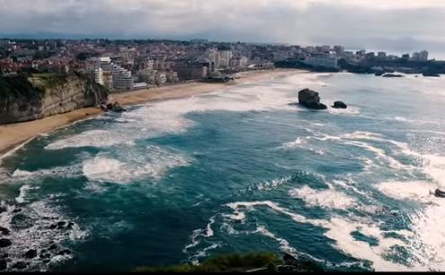 Biarritz, Franţa