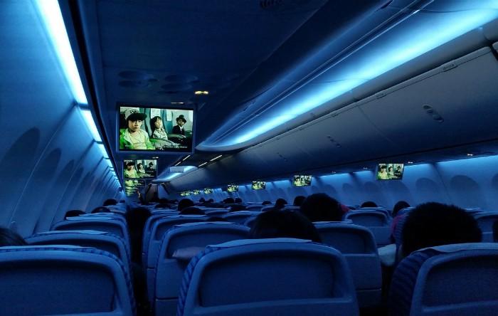 Compania chineză Cathay Pacific a confirmat că ar colecta imagini ale pasagerilor în timpul zborului