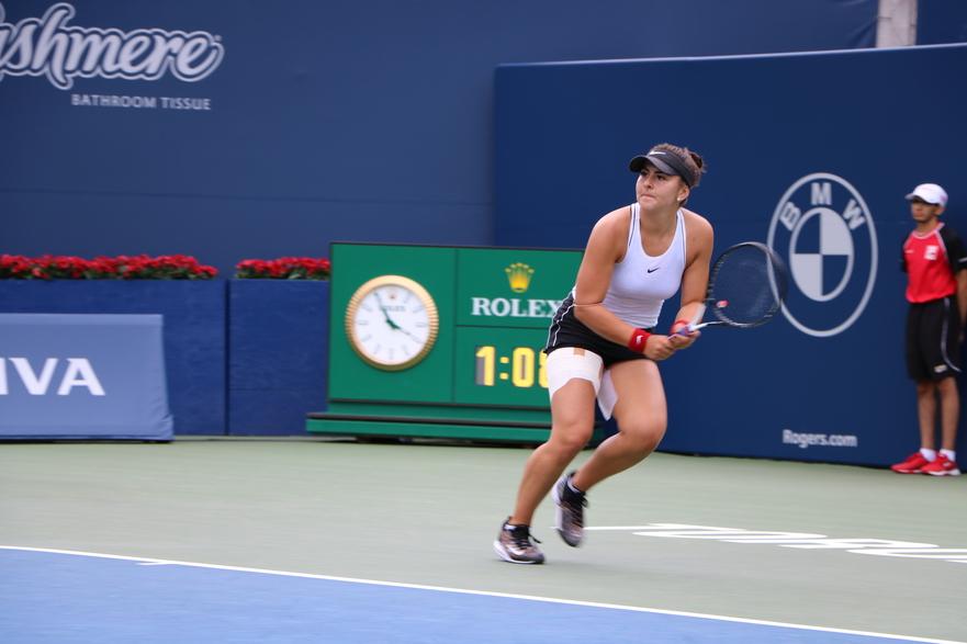 Bianca Andreescu - Rogers Cup 2019