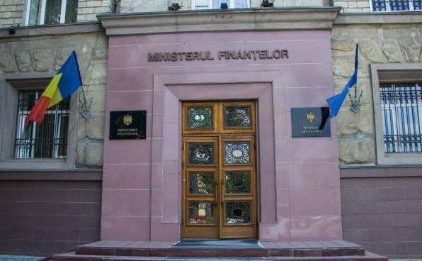 Ministerul Finanţelor din R. Moldova