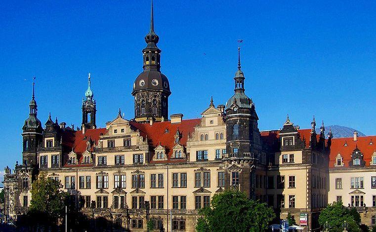 Palatul Regal din Dresda, Germania