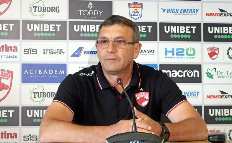 Antrenorul român Eugen Neagoe.