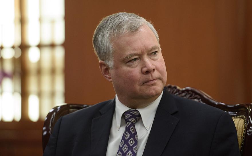 Reprezentantul special al SUA pentru Coreea de Nord, Stephen Biegun