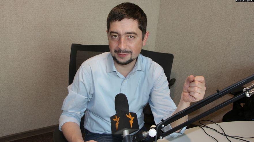 Valeriu Paşa, expert în cadrul comunităţii WatchDog.MD