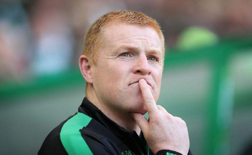 Antrenorul echipei Celtic Glasgow, Neil Lennon.