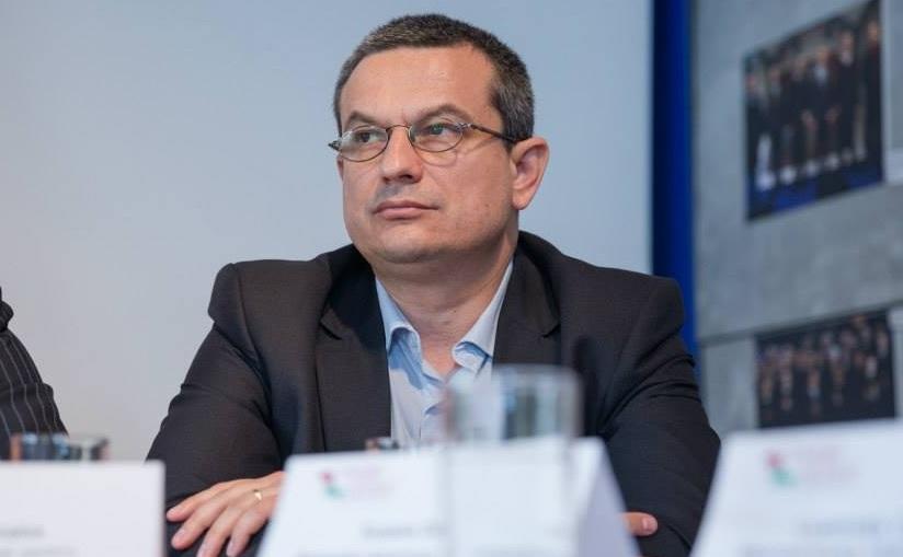 Asztalos Csaba - Şeful Consiliului Naţional pentru Combaterea Discriminării (CNCD)