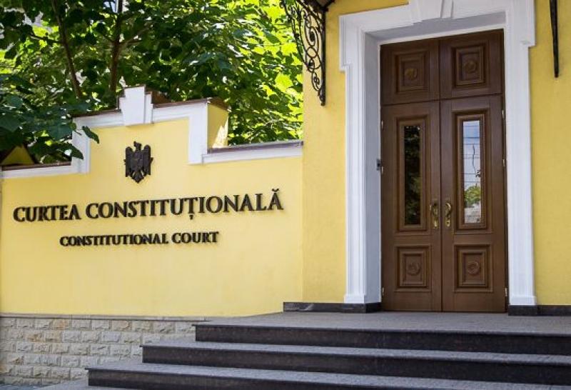 Curtea Constituţională a Moldovei