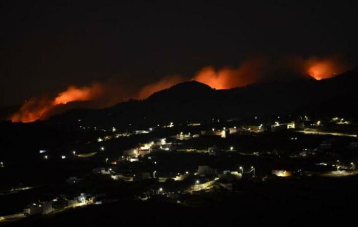 Incendiul din Valleseco, Gran Canaria
