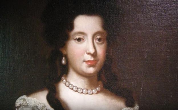Ana Maria Luisa de Medici, Florenţa