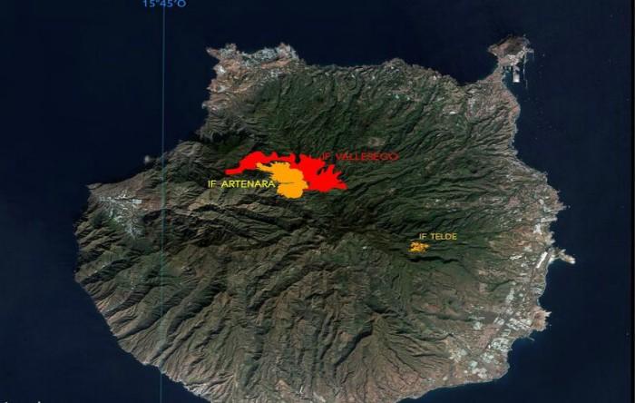 Incendiul din Gran Canaria