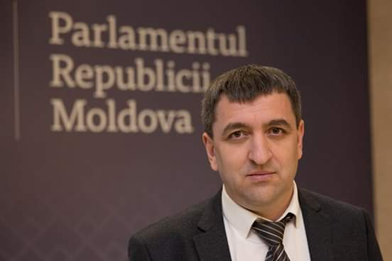 Lilian Carp, deputat în Parlamentul R. Moldova
