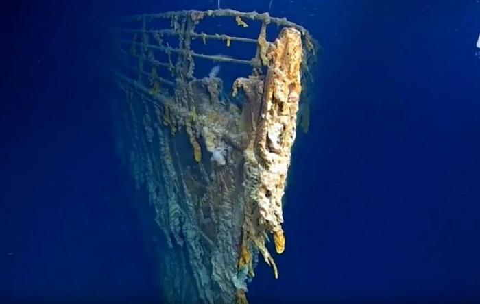 Epava pachebotului RMS Titanic