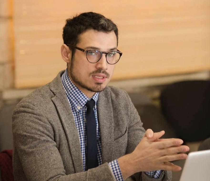 Dionis Cenuşă, analist politic