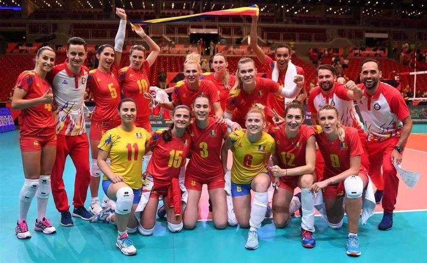 România - Ungaria 3-1, o  primă victorie pentru tricolore la Campionatul European 2019.