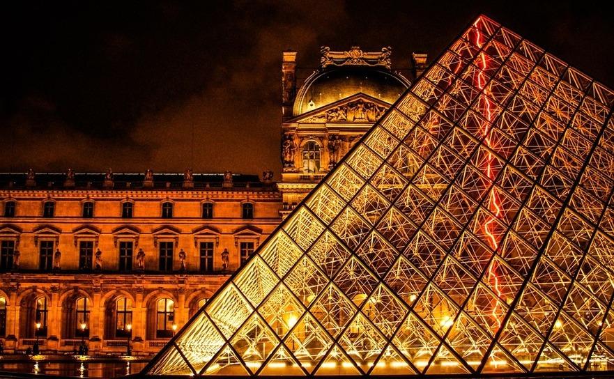 Muzeul Luvru, Paris (Franţa)