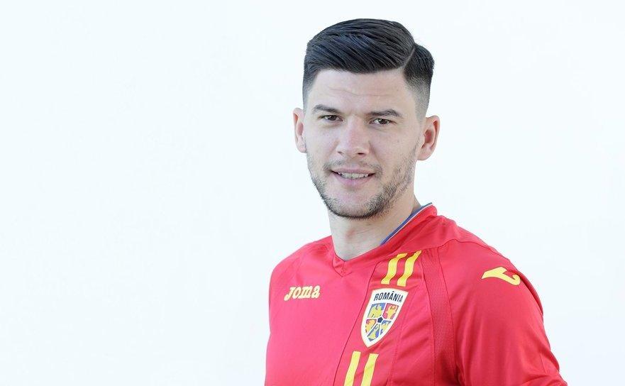 Fotbalistul român Cristi Săpunaru.