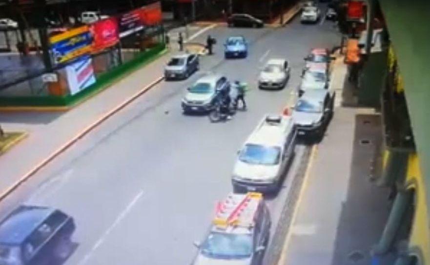 Atacul armat asupra lui Oţelac surprins de camerele video