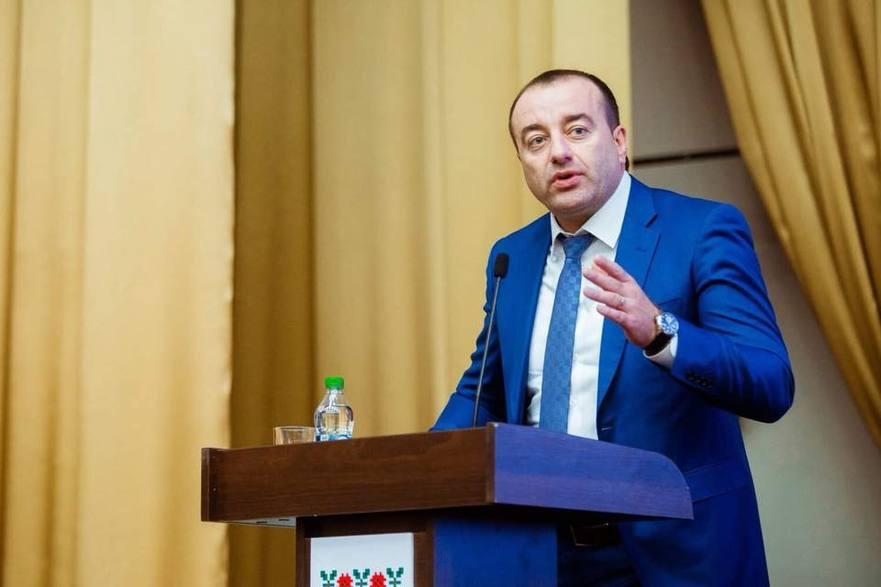 Petru Jardan, deputat în Parlamentul R. Moldova